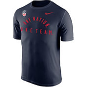 Nike Men's 2019 FIFA Women's World Cup USA Soccer One Team Navy T-Shirt