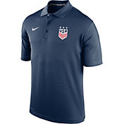 Nike Men's 2019 FIFA Women's World Cup USA Soccer Varsity Navy Polo