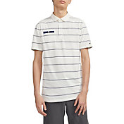 Nike Men's Stripe Player Golf Polo