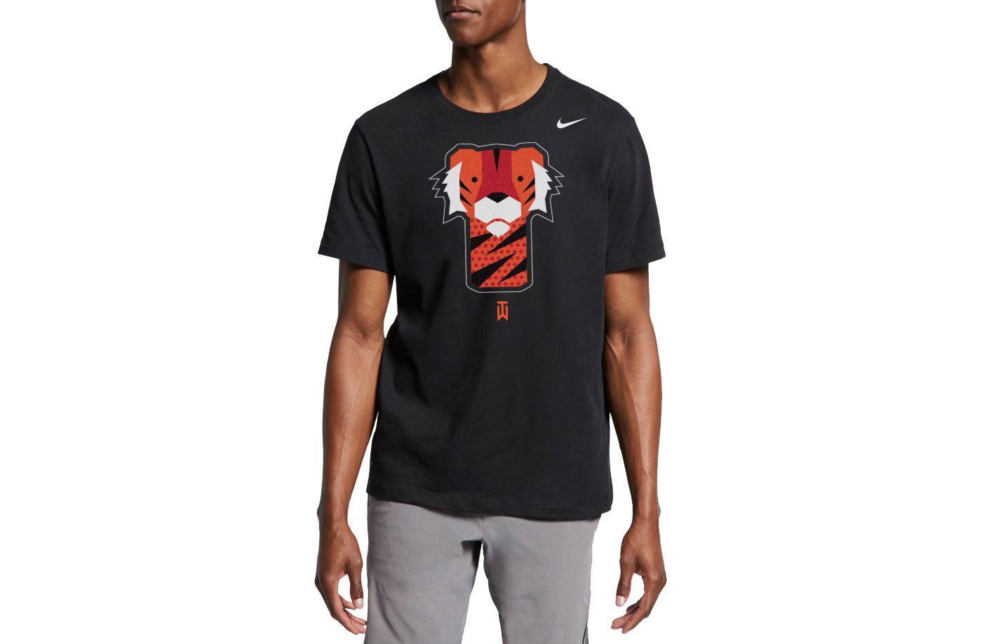 "Nike Men's Tiger Woods ""Frank"" Golf T-Shirt"