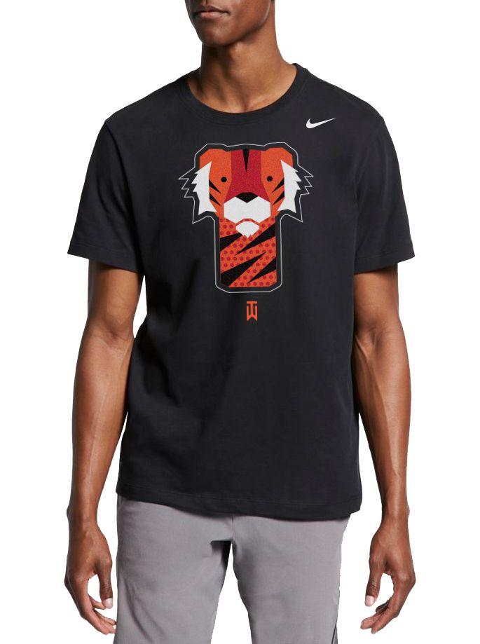 """67dcdd7a1f Nike Men's Tiger Woods """"Frank"""" Golf T-Shirt"""