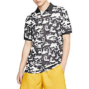 Nike Men's Toile Print Golf Polo