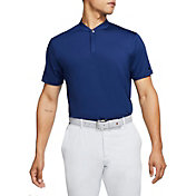 Nike Men's Tiger Woods Blade Collar Golf Polo