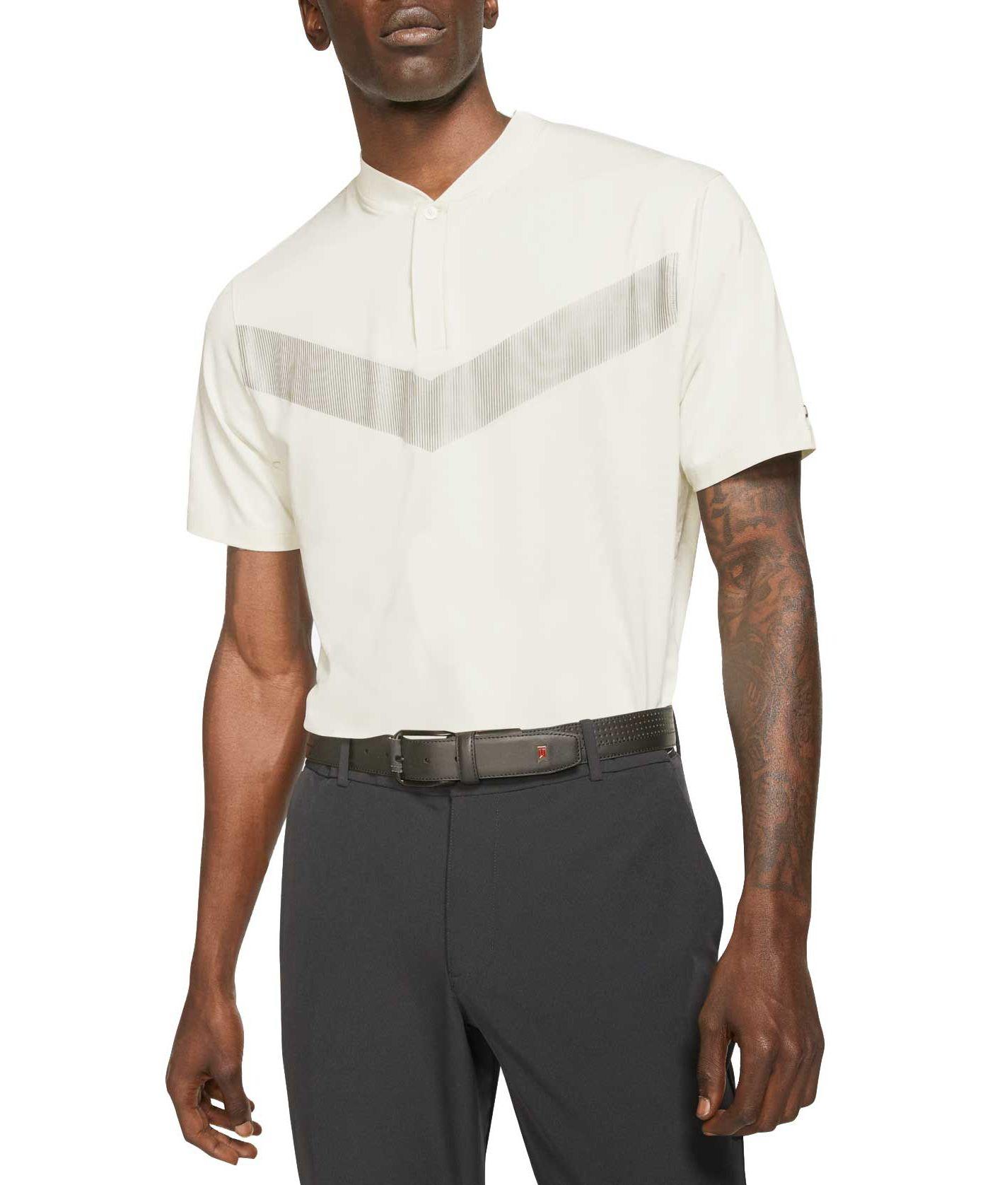 Nike Men's Tiger Woods Vapor Golf Polo