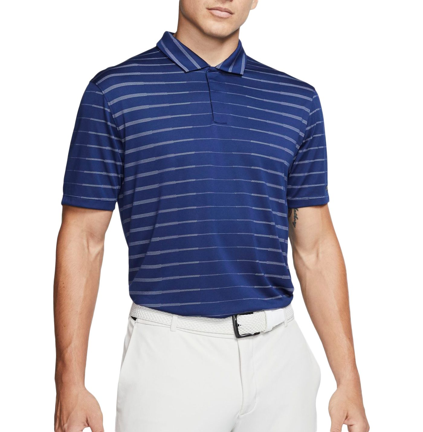 Nike Men's Tiger Woods Novelty Golf Polo