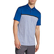 a05542e6 Product Image · Nike Men's Tiger Woods Striped Block Golf Polo