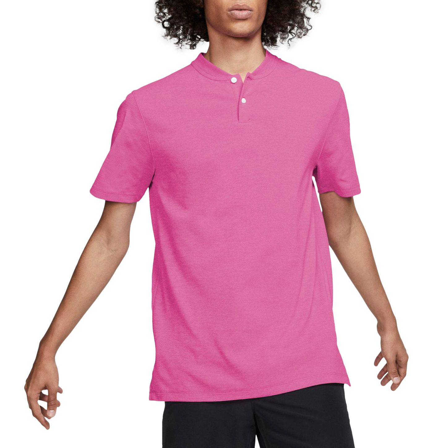 Nike Men's Tiger Woods AeroReact Golf Polo