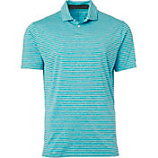 Nike Men's Tiger Woods Vapor Stripe Golf Polo