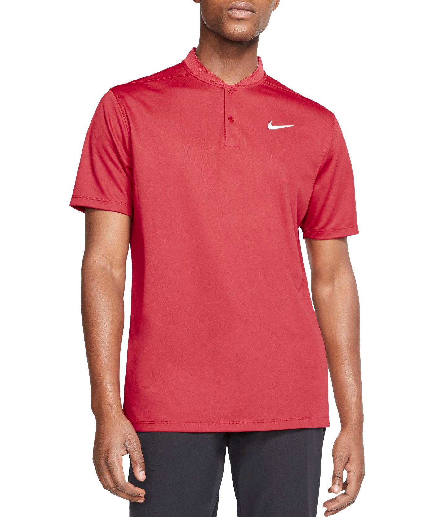Nike Men's Dri-Fit Victory Blade Golf Polo