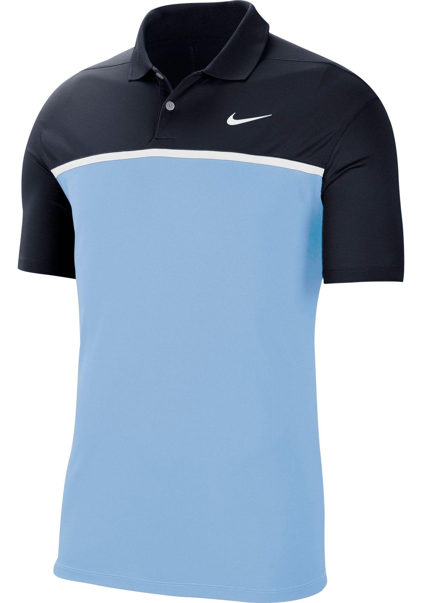 Nike Men's Dri-FIT Victory Color Block Golf Polo