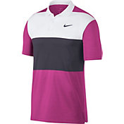 Nike Men's Vapor Color Block Golf Polo