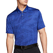 Nike Men's Dri-FIT Vapor Camo Golf Polo