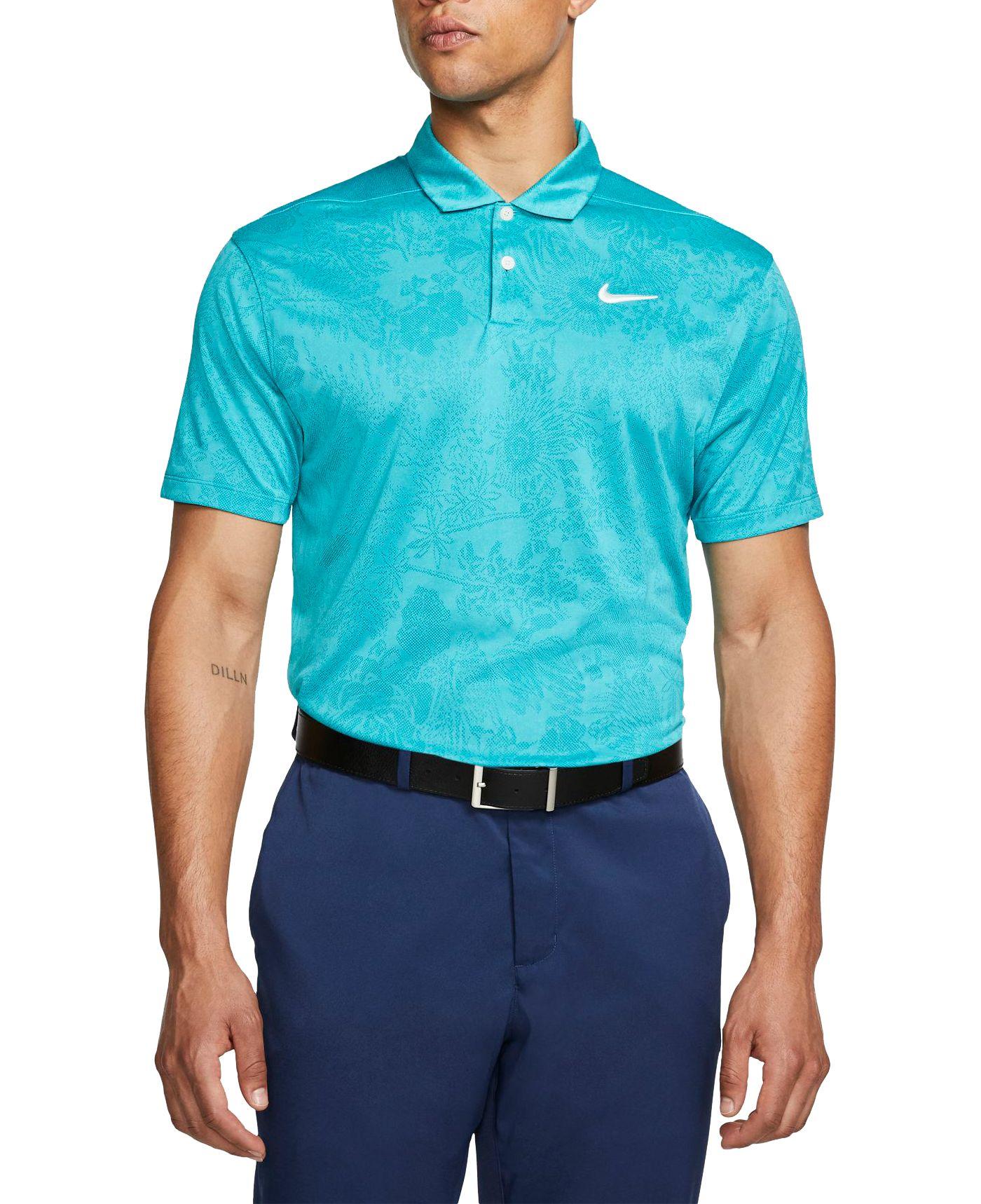 Nike Men's Vapor Jacquard Golf Polo