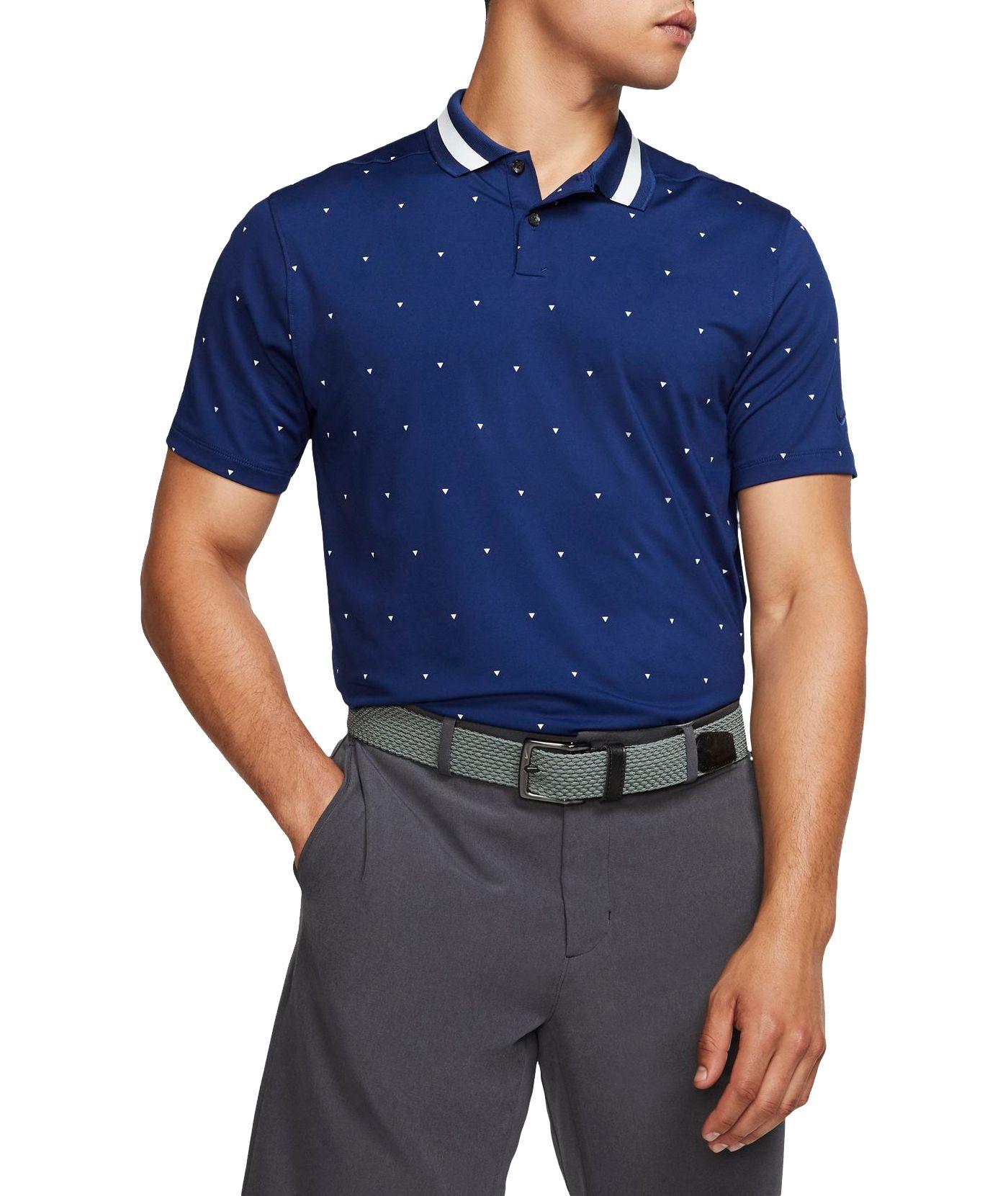 Nike Men's Vapor Triangle Golf Polo