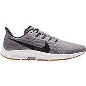 Nike Men's Air Zoom Pegasus 36 Running Shoes in Gunsmoke/Oil Grey/White