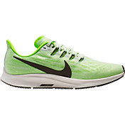 Nike Kids Zoom Pegasus 36 GS Shoes AluminumBlackBlue