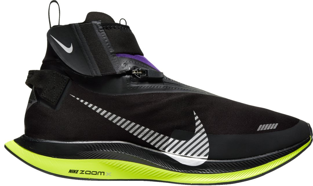 wholesale outlet on feet at look for Nike Men's Zoom Pegasus Turbo Shield Running Shoes