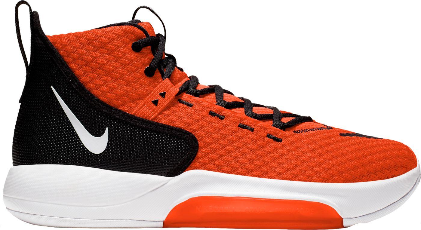 Nike Zoom Rize Basketball Shoes