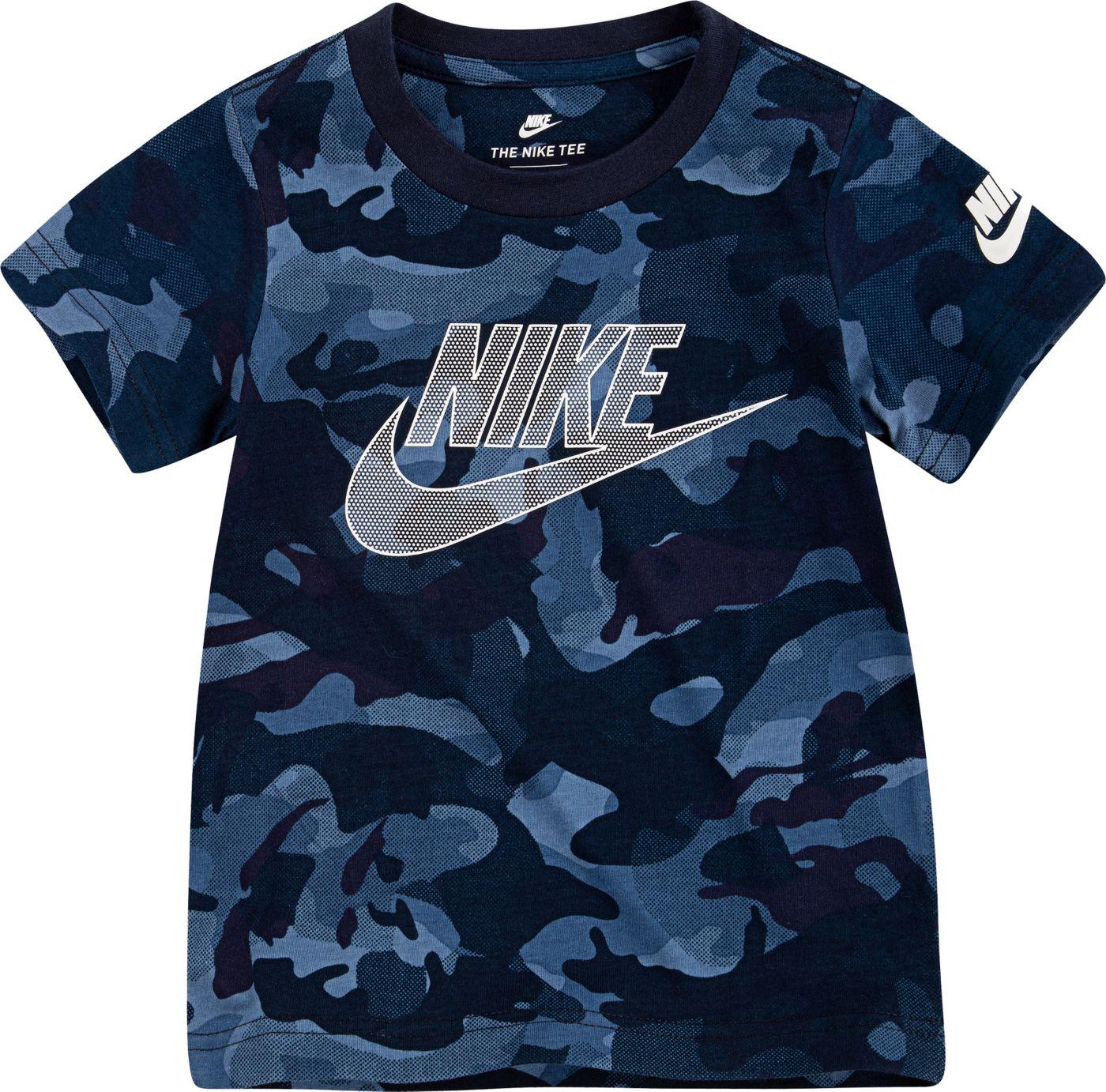 Nike Toddler Boys' Camo Graphic T-Shirt