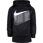Nike Little Girls' Therma Fleece Tunic Hoodie