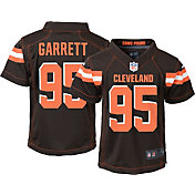 Nike Toddler Home Game Jersey Cleveland Browns Myles Garrett #95