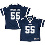Nike Toddler Dallas Cowboys Leighton Vander Esch #55 Navy Game Jersey