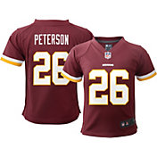 Nike Toddler Home Game Jersey Washington Redskins Adrian Peterson #26