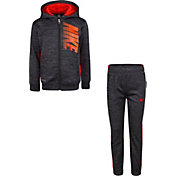 Nike Little Boys' Therma Fleece Zip Hoodie and Pants Set