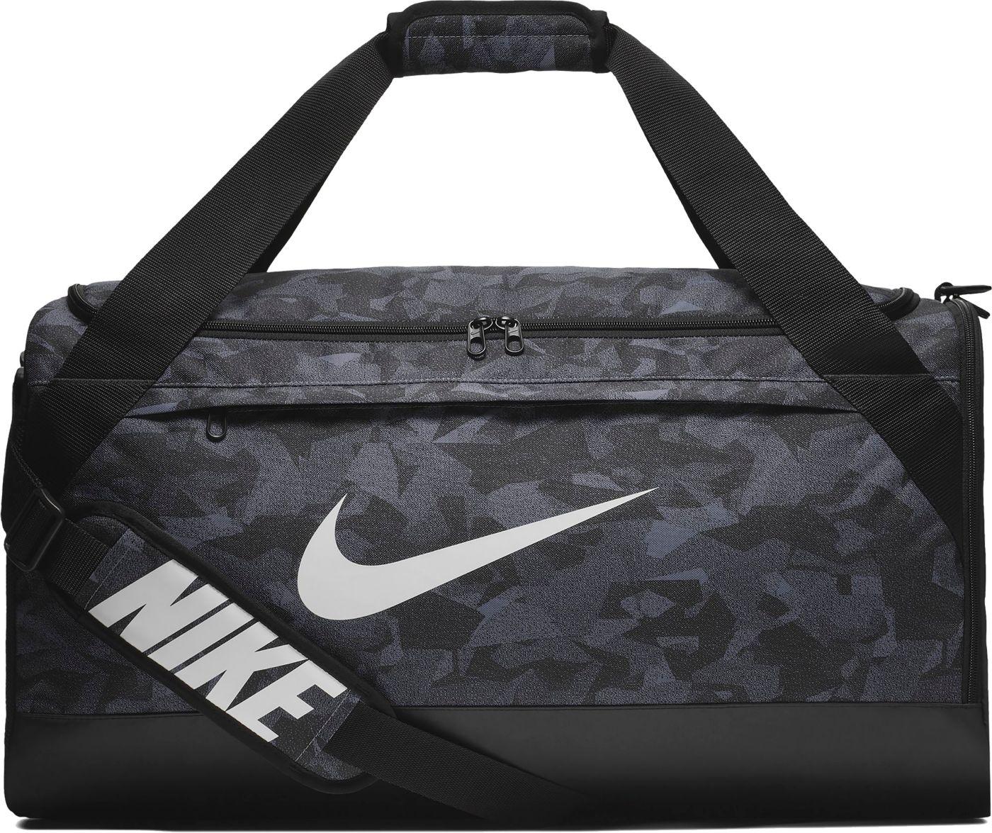 Nike Brasilia Medium Printed Duffle Bag