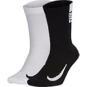 Nike Multiplier Crew Socks - 2 Pack