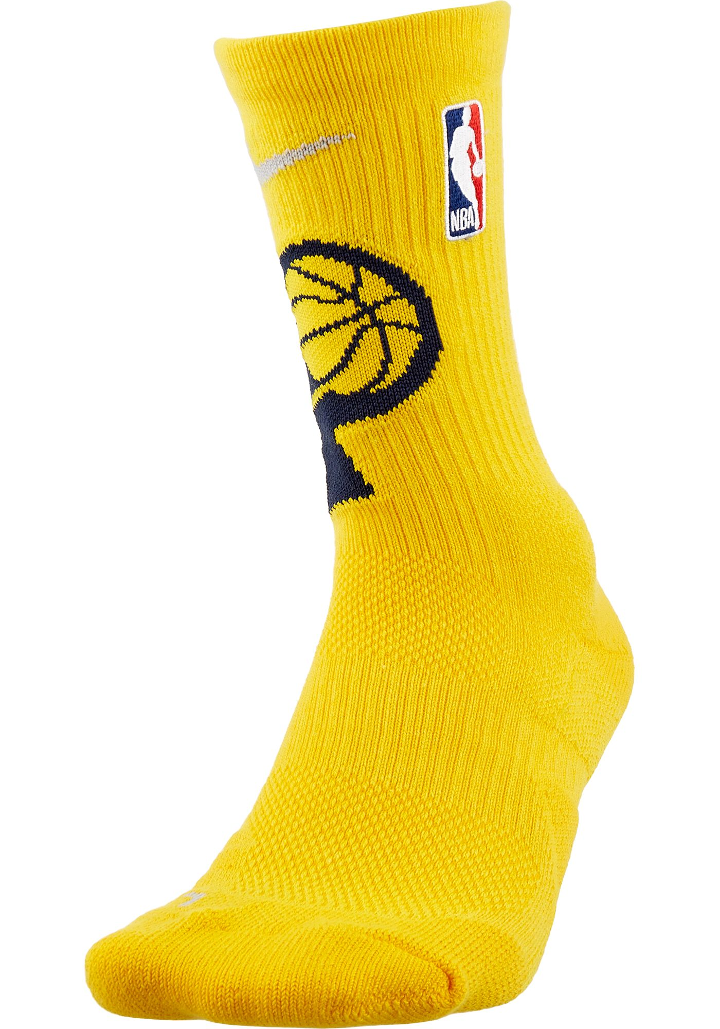 Nike Indiana Pacers Elite Crew Socks