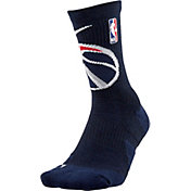 Nike Washington Wizards Elite Crew Socks
