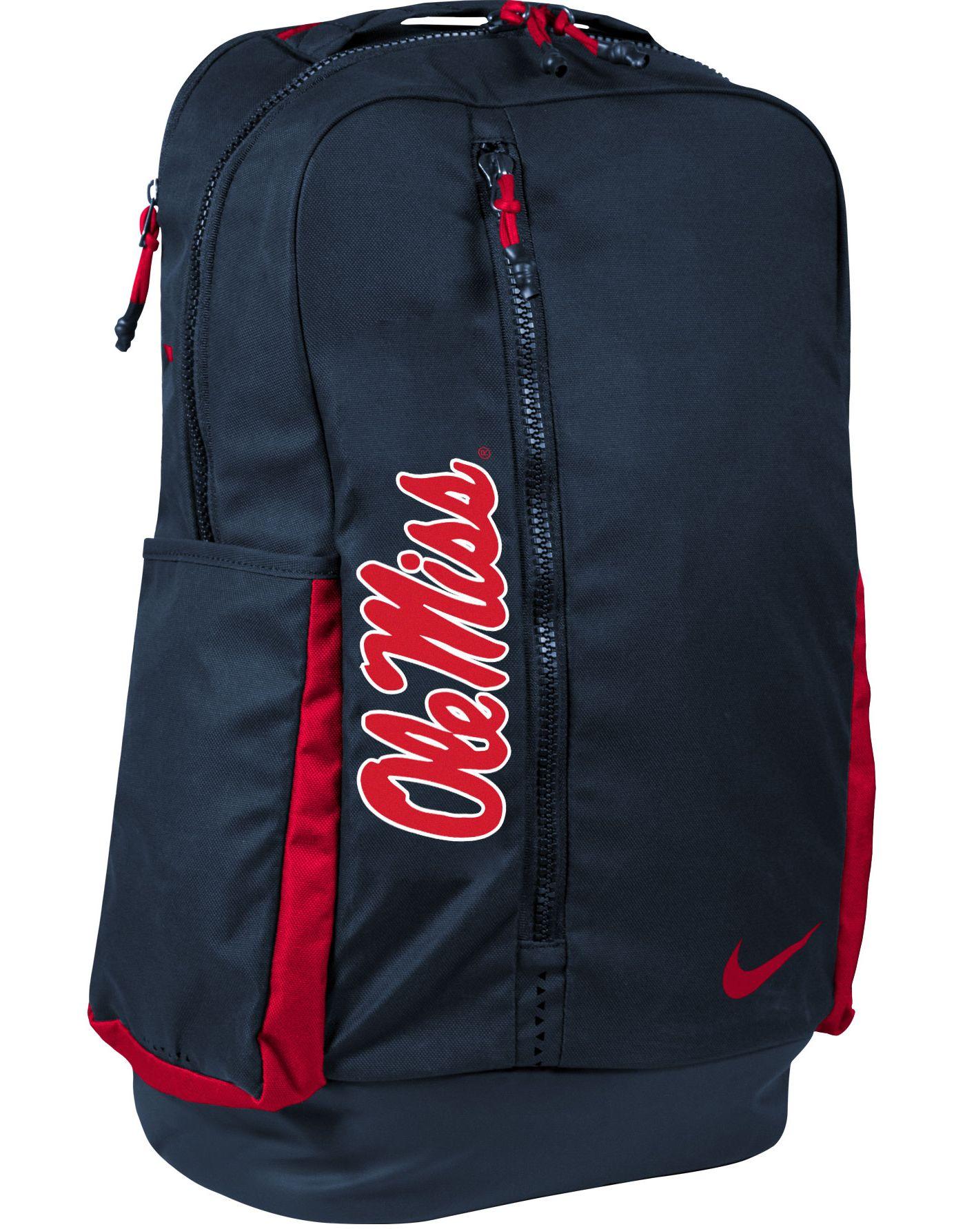 Nike Ole Miss Rebels Vapor Power Backpack