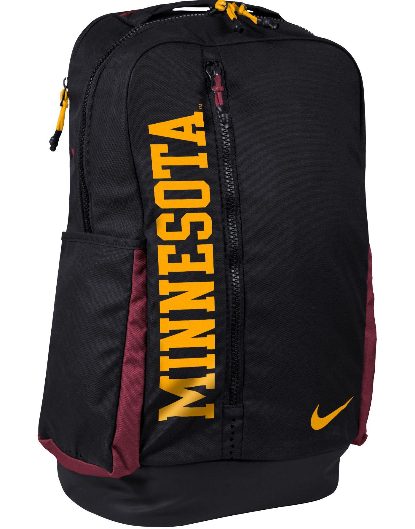 Nike Minnesota Golden Gophers Vapor Power Backpack