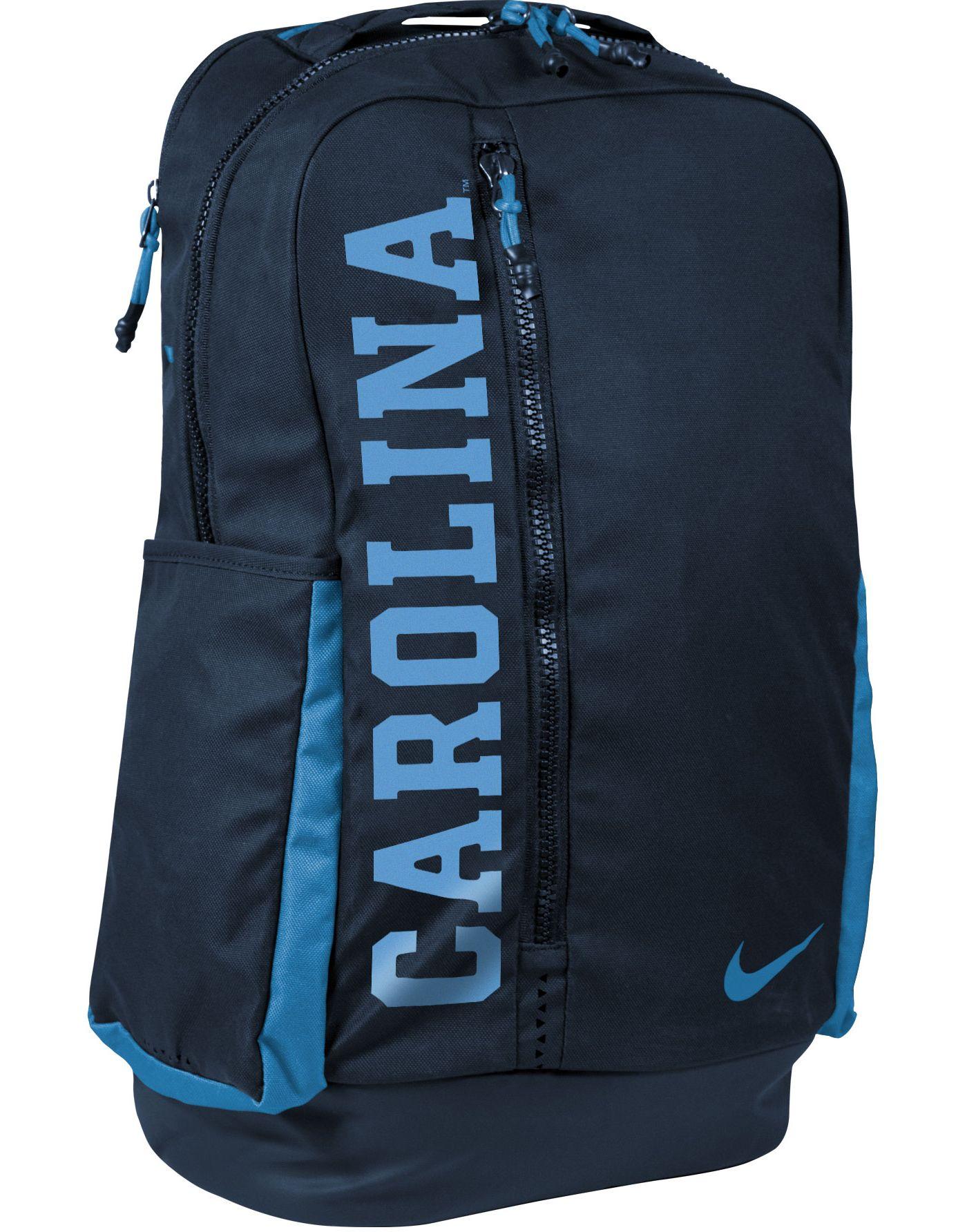 Nike North Carolina Tar Heels Vapor Power Backpack
