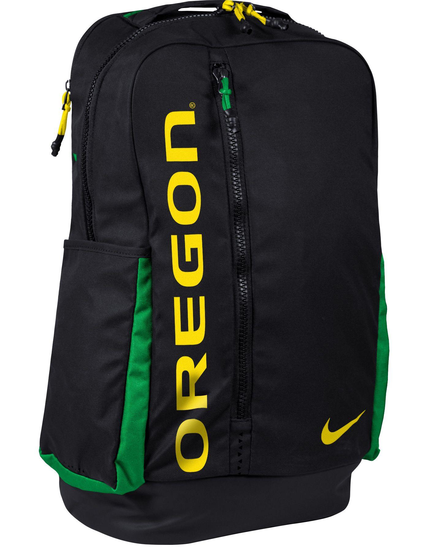Nike Oregon Ducks Vapor Power Backpack