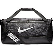 Nike Brasilia 9.0 Printed Medium Training Duffle Bag