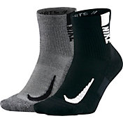 Nike Running Ankle Socks 2-Pack