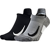 Nike Running No-Show Socks - 2 Pack