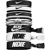 Nike Mixed Softball Ponytail Holders - 9 Pack