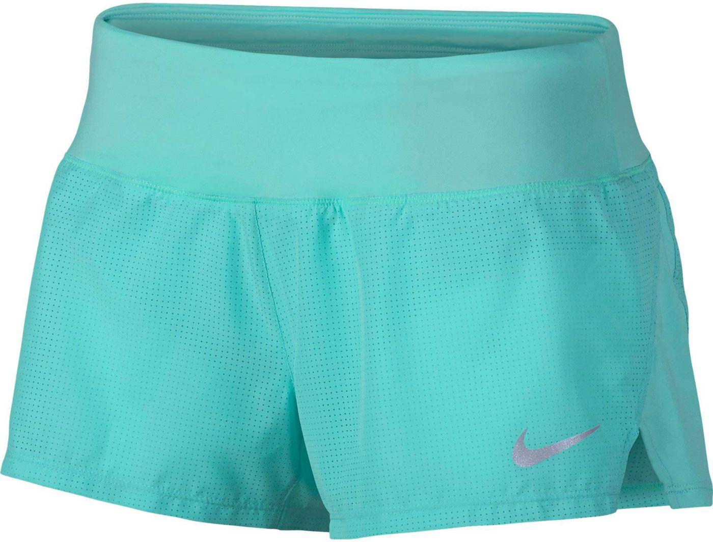 "Nike Women's Dri-FIT Cool Crew 3"" Running Shorts"