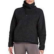 Nike Women's Thermal Fleece Cowl Neck Pullover