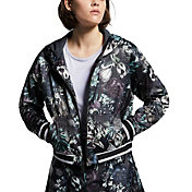Nike Women's Dri-FIT Tennis Floral Printed Jacket