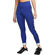 Nike One Women's Glam Dunk Cuff 7/8 Training Tights