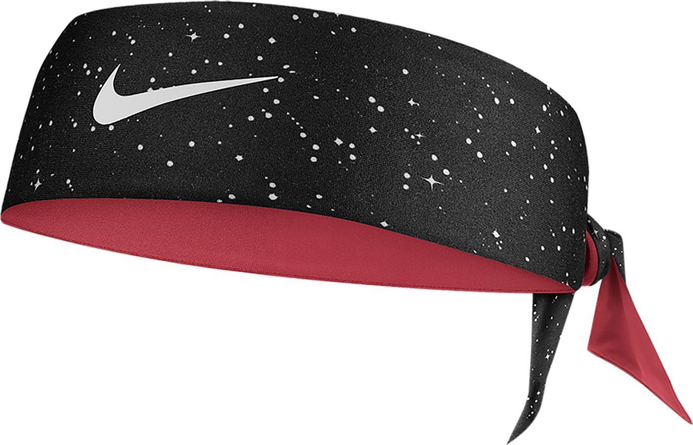Nike Women's Dri-FIT Glam Reversible Head Tie