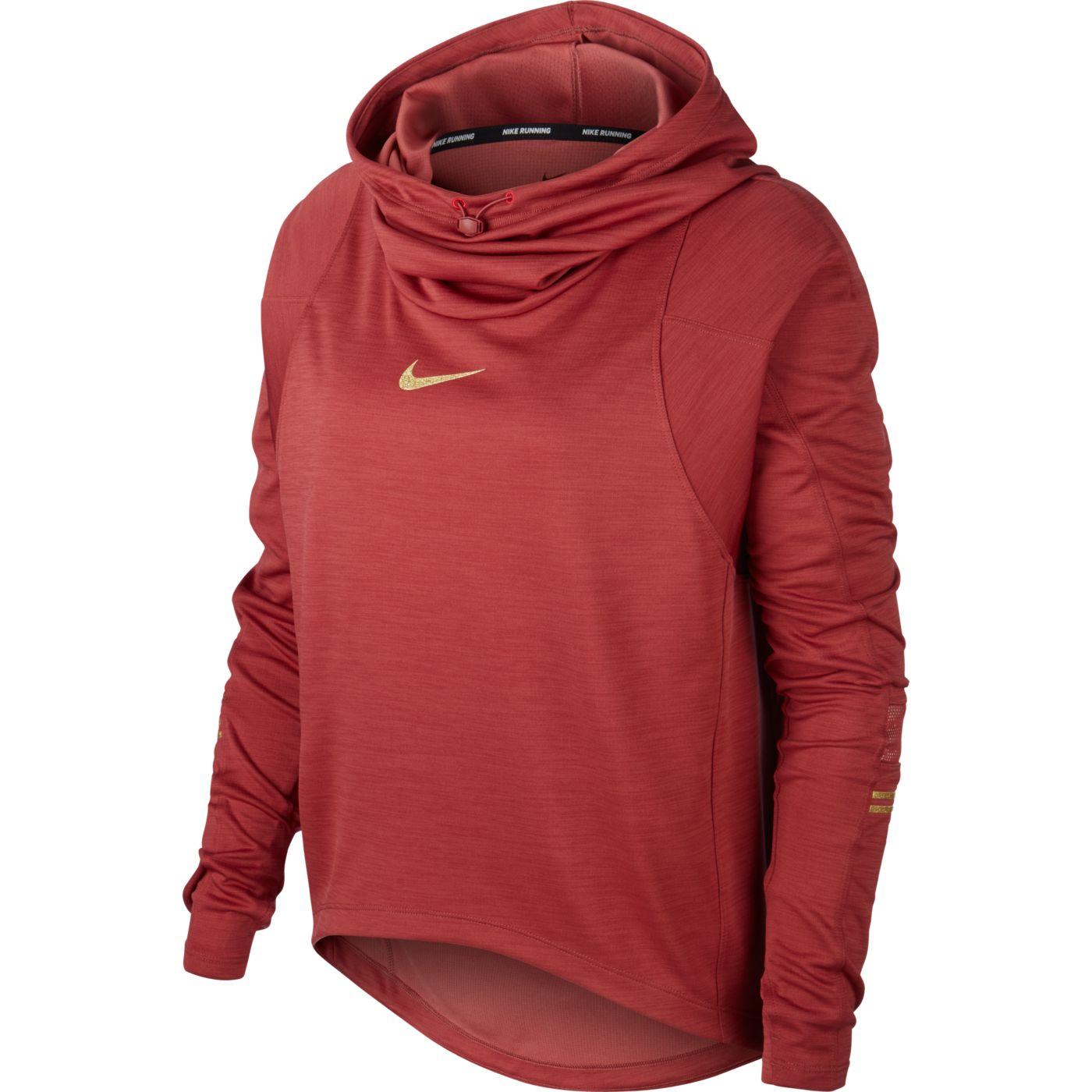 Nike Women's Glam Dunk Running Long Sleeve Shirt