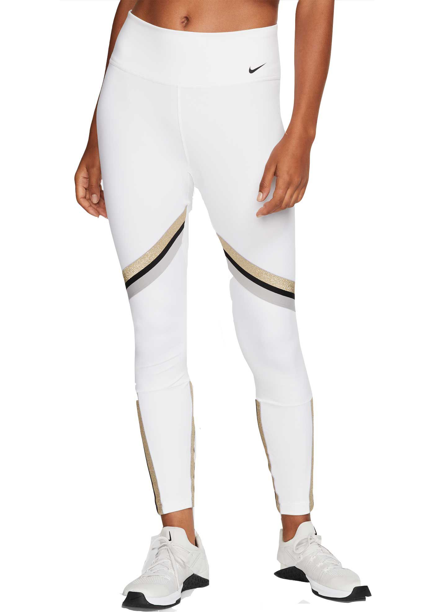 Nike One Women's Glam Dunk 7/8 Training Tights