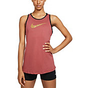 Nike Women's Dri-FIT Slam Dunk Scoop Neck Tank Top