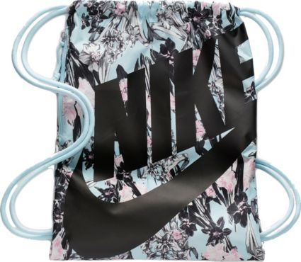 separation shoes 201aa 3003c Nike Women s Heritage Flower Power Gym Sack. noImageFound