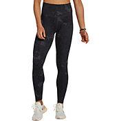 Women's Nike Dri-FIT Power Printed Training Leggings in Thunder Grey